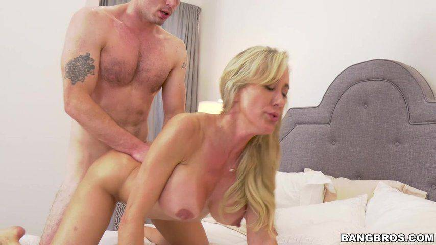 Porn mom brandi love Brandi love