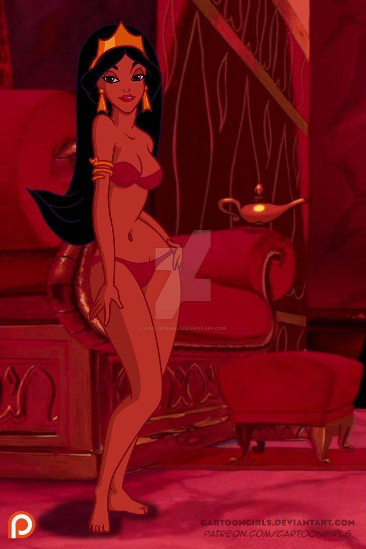 Porn princess jasmine FakeTaxi Aug