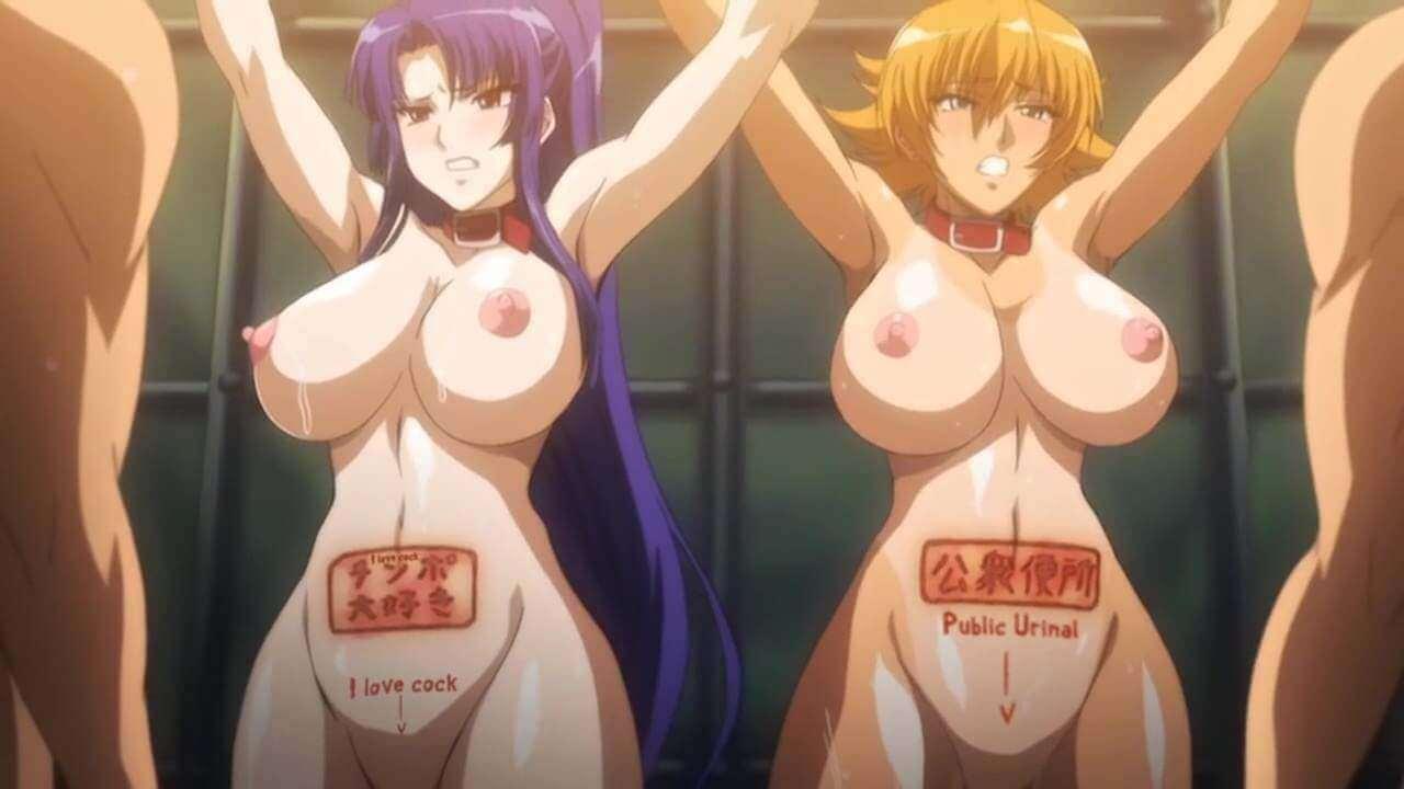 Asagi 2 2 taimanin episode [ENG] Taimanin